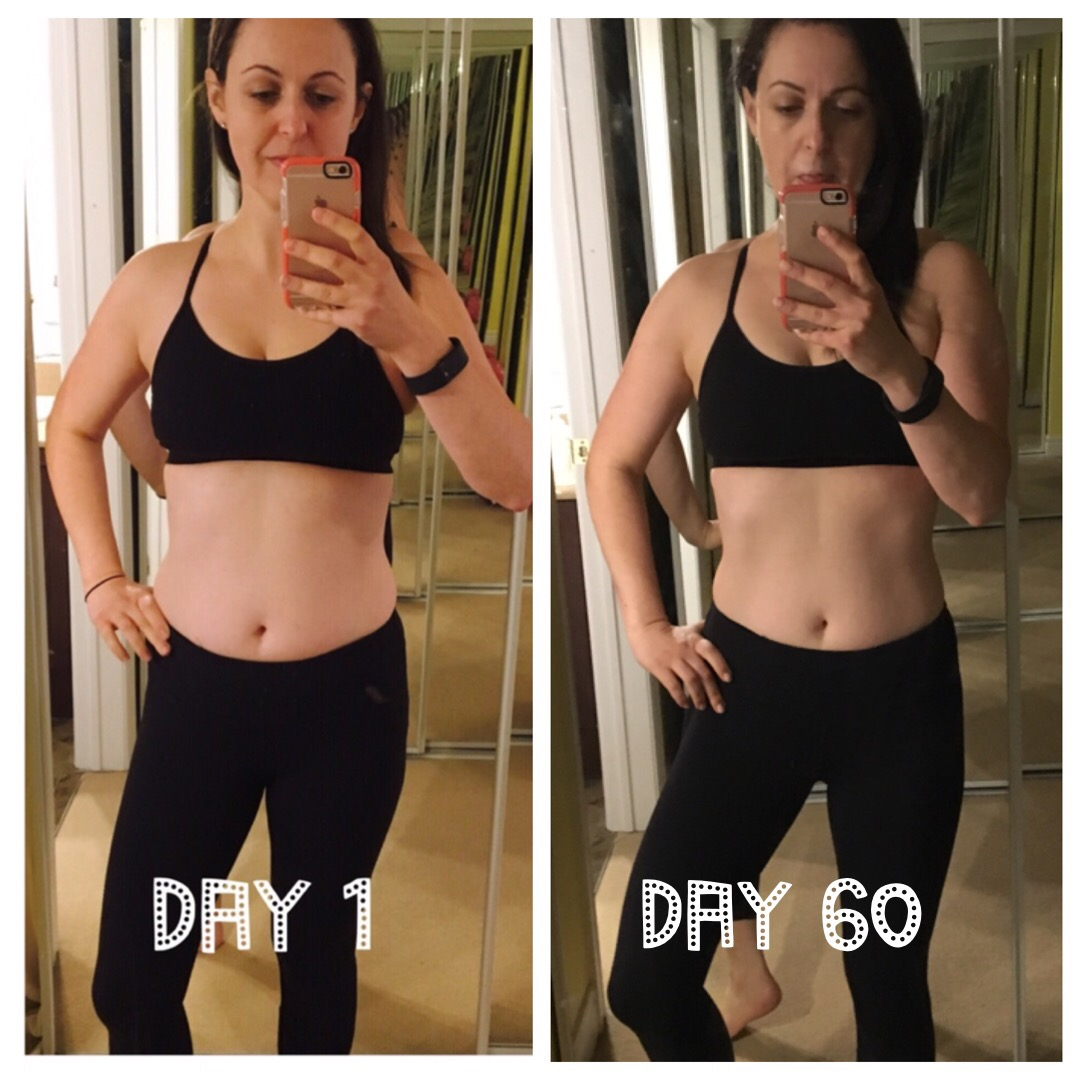 My 60 Day Results With Hammer And Chisel Sheryl Jesin